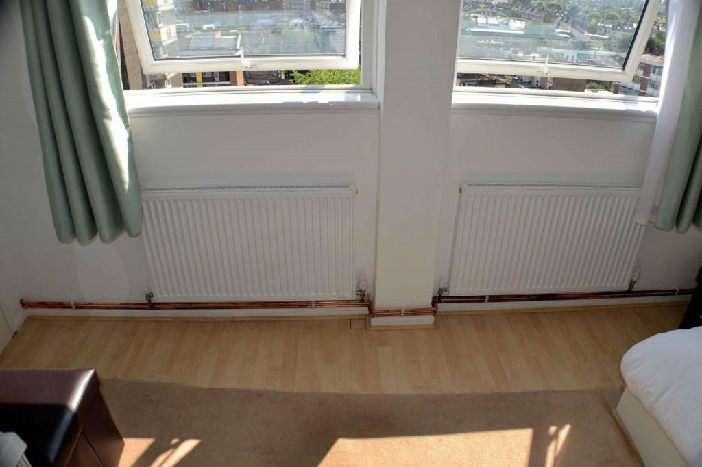 Flat, Boiler Installation.