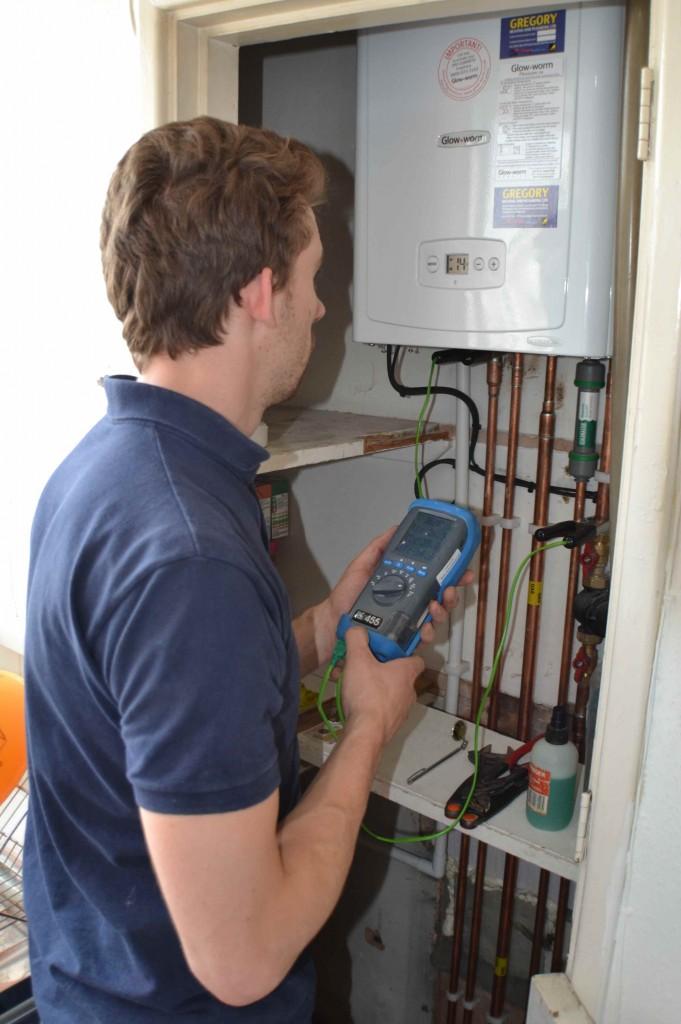 Flat Boiler Installation Gas Safety Checks